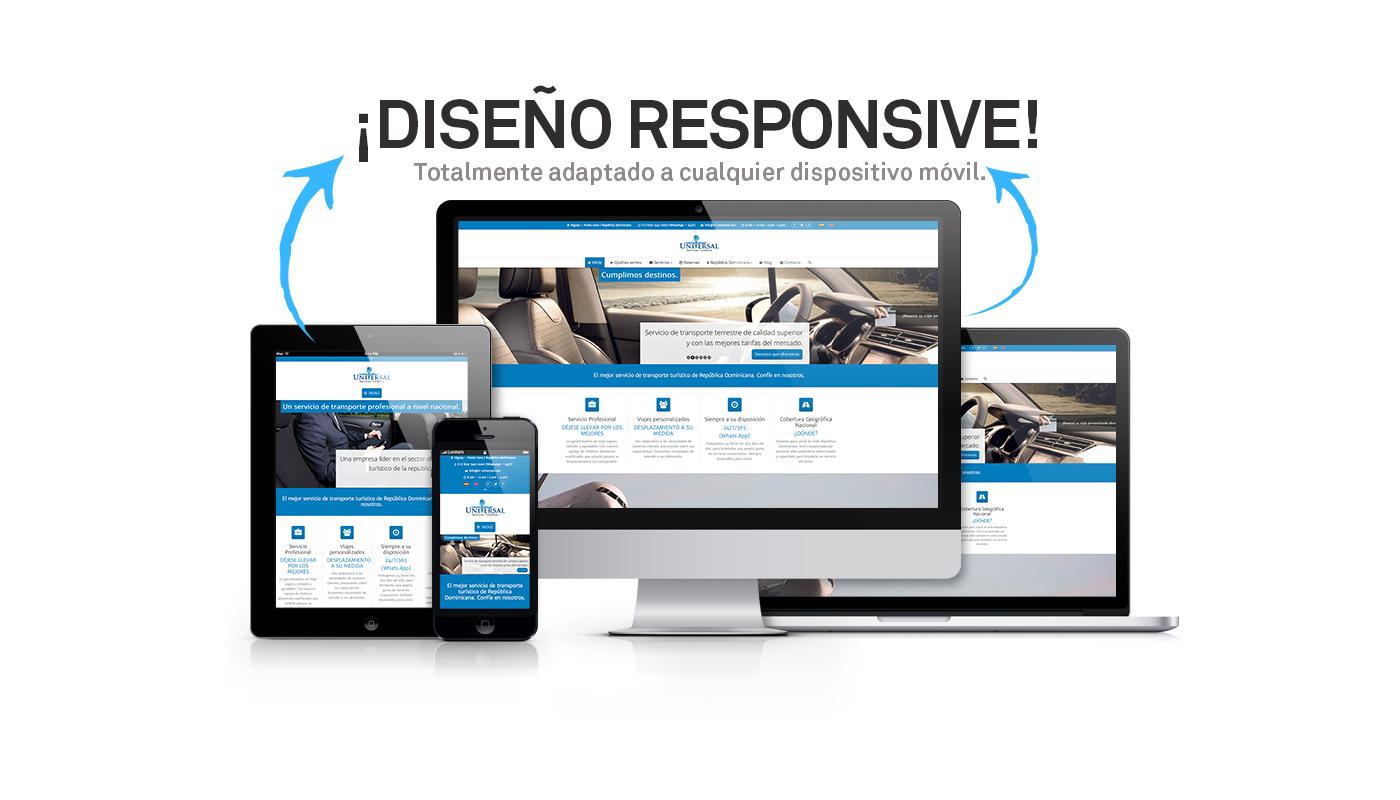 elaboración de paginas web para empresas