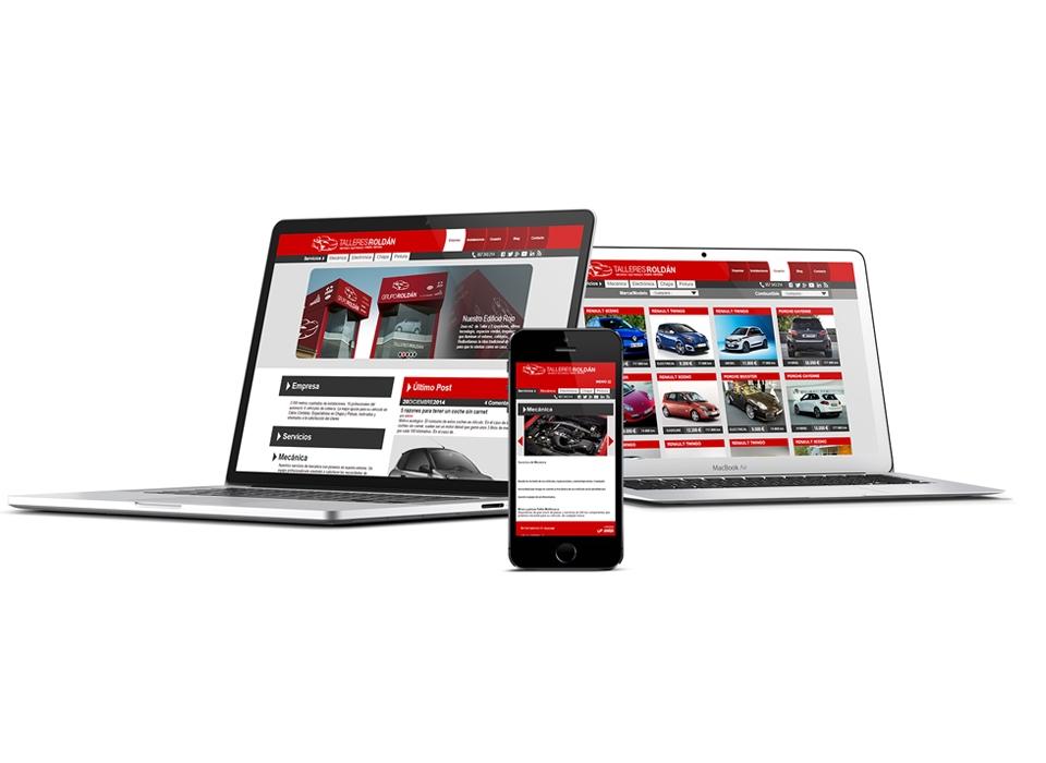 elaboracion-paginas-web-economicas-taller-moto-coche