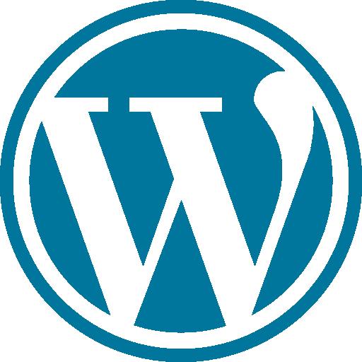 Logo mantenimiento web WordPress