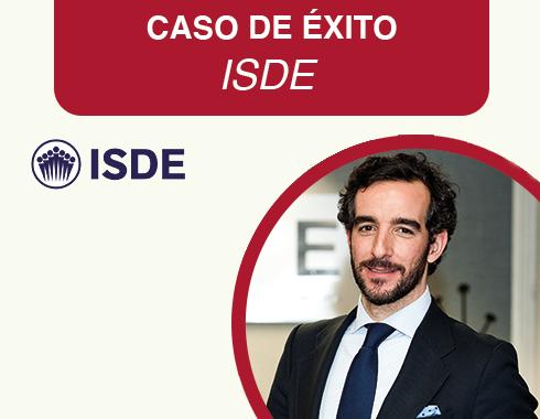 PORTADA CASO DE EXITO ISDE