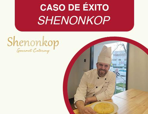 PORTADA CASO DE ÉXITO SHENONKOP